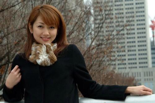 Xinh đẹp lại còn tài năng, Yang Huiyan được chachuẩn bị cho việc kế nghiệp từ rất sớm.