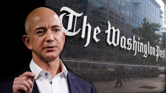 Con đường chạm đến ngôi vị giàu nhất thế giới của ông chủ Amazon - ảnh 9