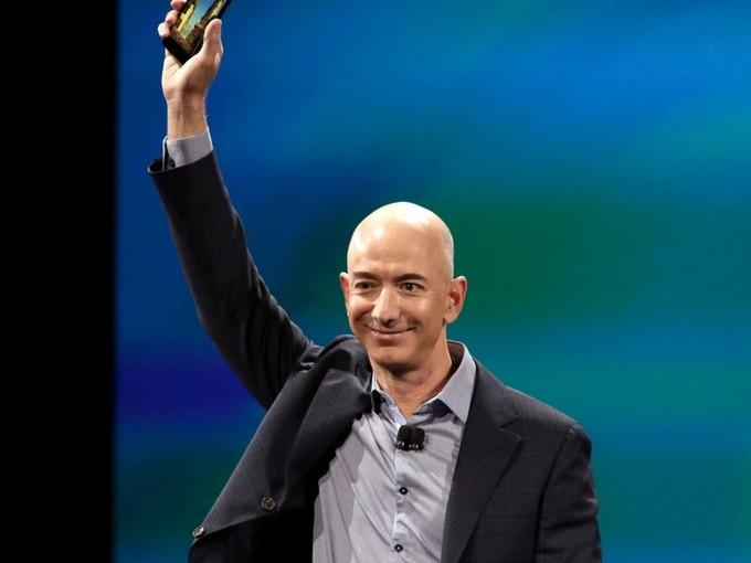 Con đường chạm đến ngôi vị giàu nhất thế giới của ông chủ Amazon - ảnh 12
