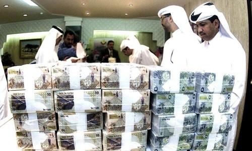 Qatar đang chịu tác động từ các lệnh phong tỏa của nước láng giềng. Ảnh:Arabian Business