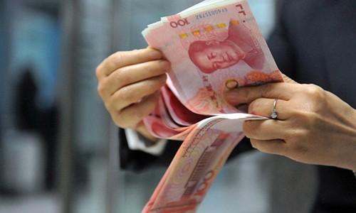 Khối nợ doanh nghiệp lớn của Trung Quốc đang khiến thế giới lo ngại. Ảnh:AFP