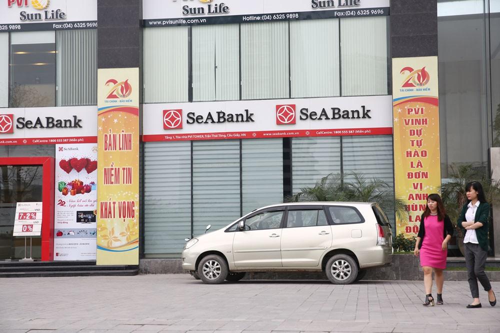 SeABank bổ nhiệm Tổng giám đốc - ảnh 1
