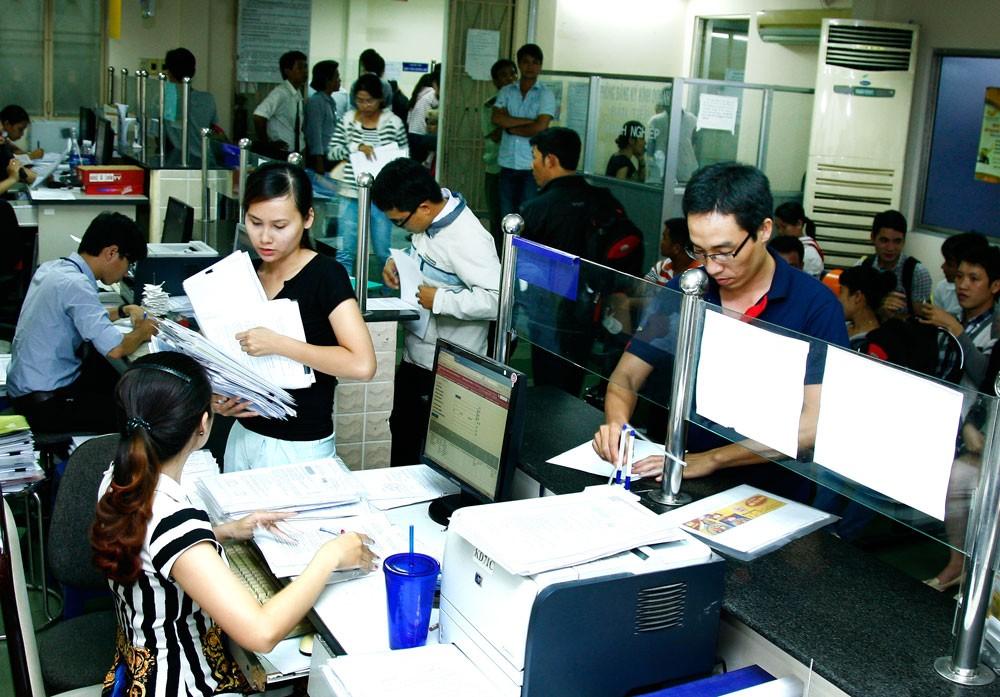 Cục Quản lý kinh doanh đang tiến hành đánh giá lại để tìm ra nguyên nhân chính xác của tình trạng doanh nghiệp thành lập mới giảm cả về số lượng và lượng vốn đăng ký. Ảnh: Nhã Chi