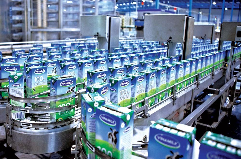 SCIC đã bán vốn tại 28 doanh nghiệp, thu về 12.428 tỷ đồng, trong đó bao gồm cả số thoái trong năm 2016 của Vinamilk với giá trị sổ sách 783,7 tỷ đồng. Ảnh: Hoàng Lực