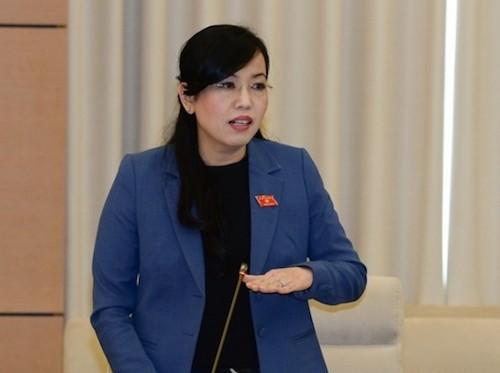 Trưởng ban Dân nguyện Nguyễn Thanh Hải. Ảnh:QH