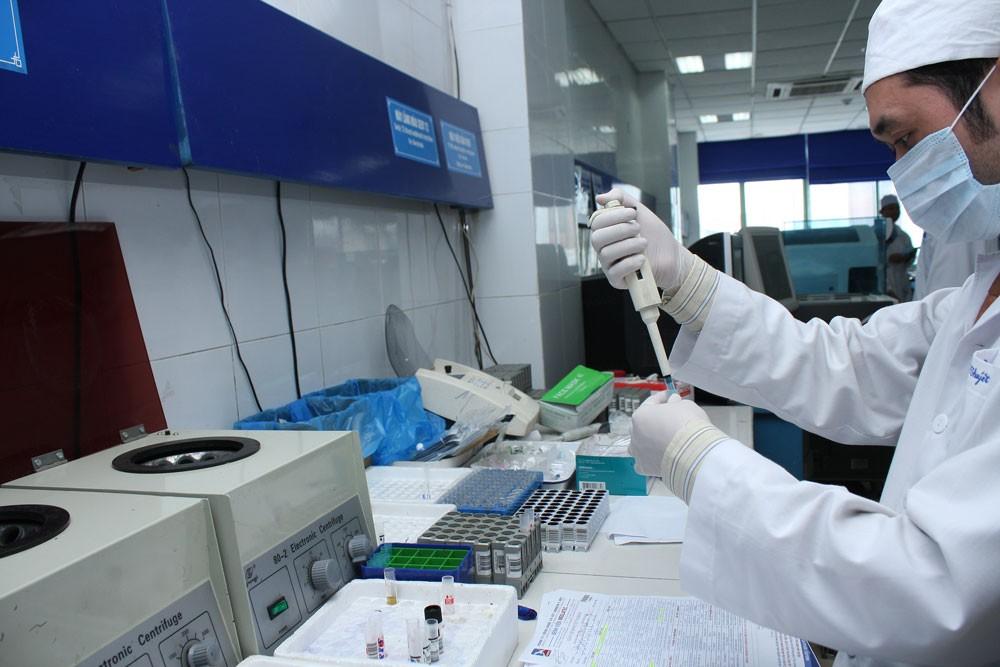 Trung ương Hội Chữ thập đỏ Việt Nam cam kết đảm bảo đủ diện tích để lập phòng khám điều trị kỹ thuật cao tại cơ sở 201 Nguyễn Thị Minh Khai, Quận 1, TP.HCM. Ảnh: Lê Tiên