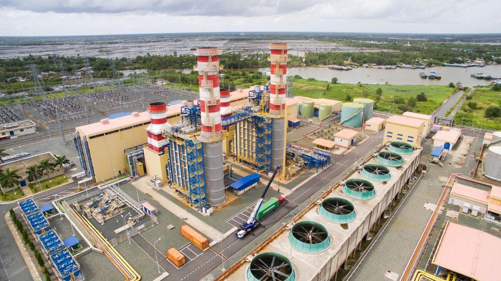 Nhà máy điện Cà Mau