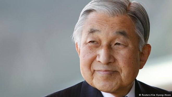 Nhật hoàng Akihito. (Nguồn: Reuters)