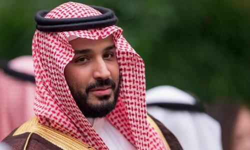 Thái tử Arab Saudi Mohammed bin Salman. Ảnh:dailyarabnews.