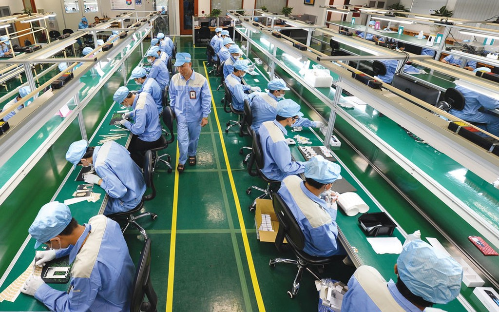 Chính sách không ổn định ảnh hưởng đến chủ trương đầu tư của các doanh nghiệp FDI. Ảnh: Đức Thanh