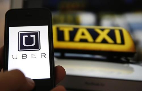 ECJ kết luận dịch vụ Uber cung cấp - kết nối cá nhân với lái xe không chuyên - nằm trong mảng vận tải. Ảnh: Reuters