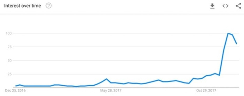 Năm 2017 điên cuồng của Bitcoin - ảnh 5