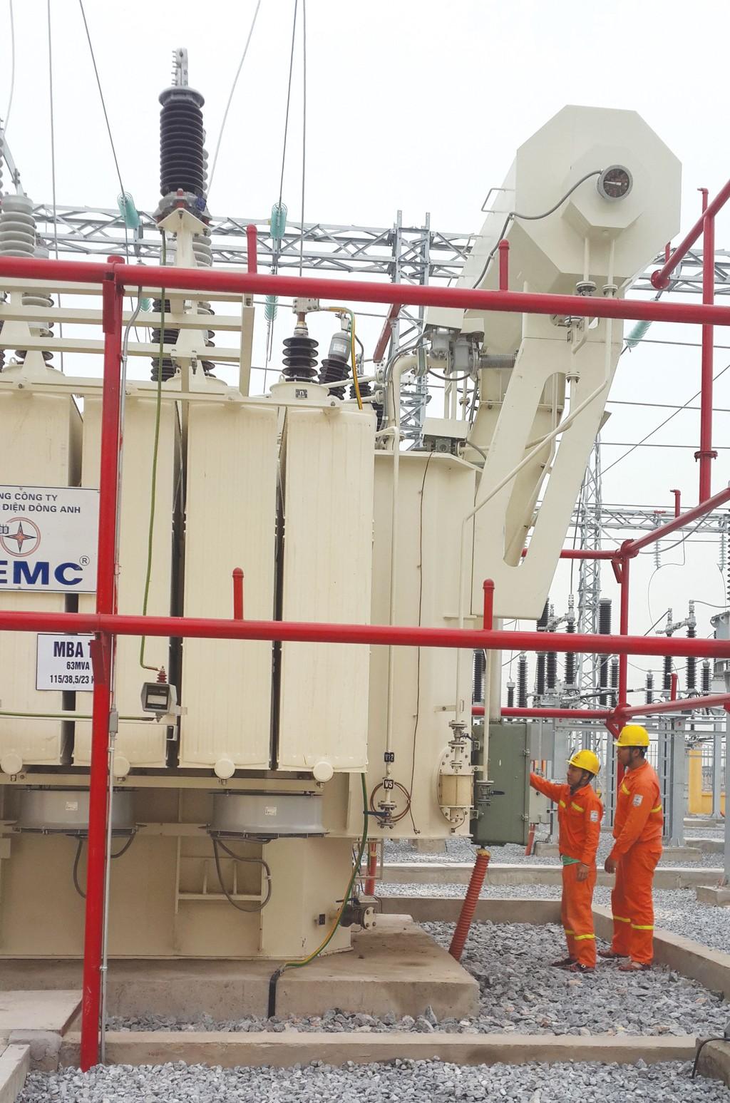 PC Bắc Ninh bảo đảm cấp điện cho nhà đầu tư - ảnh 1