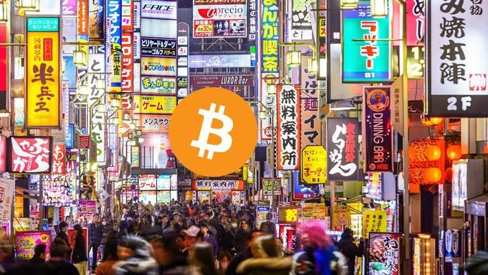 Bitcoin ngày càng phổ biến tại Nhật - Ảnh: Cointelegragh.