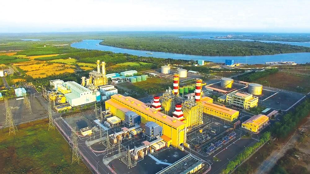 PV Power hiện đang là doanh nghiệp dẫn đầu trong lĩnh vực điện khí, cả về công suất thiết kế và sản lượng