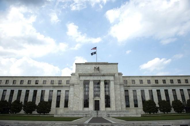 Trụ sở Ngân hàng Dự trữ Liên bang Mỹ (Fed) ở Washington DC. (Nguồn: AFP/TTXVN)