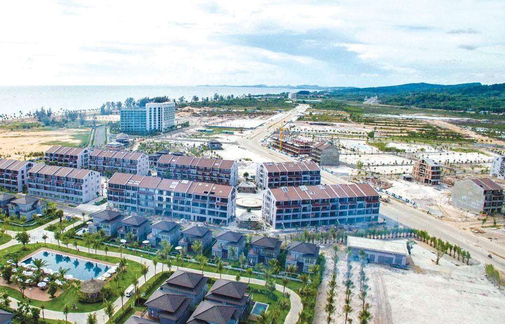 Chính sách ưu đãi về đất đai tại đơn vị hành chính - kinh tế đặc biệt được nhiều nhà đầu tư quan tâm. Ảnh: Lam Thanh Sơn