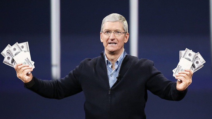 Tim Cook - CEO Apple - Ảnh: CNBC.