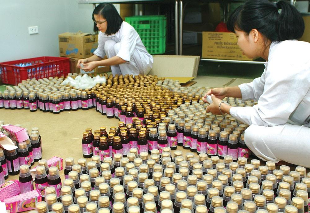 Công ty CP Dược phẩm Việt Hà từng được chỉ định thầu cung cấp nhiều mặt hàng thuốc cho các cơ sở y tế tại Đắk Lắk. Ảnh: Nhã Chi
