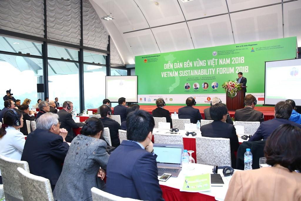 Thay đổi tư duy và hành động để Việt Nam phát triển bền vững - ảnh 1