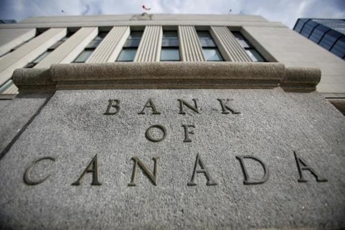 Ngân hàng Trung ương Canada (BoC) quyết định tăng lãi suất cơ bản lần thứ 3 trong chưa đầy một năm. Ảnh: Reuters