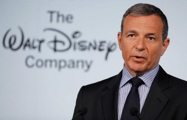 Giám đốc điều hành Walt Disney Bob Iger. (Nguồn: Getty Images)