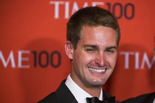 Ông chủ Snap - Evan Spiegel có thêm hơn 50 triệu USD nhờ bán trên 2,67 triệu cổ phiếu Snap.Ảnh: Business Times