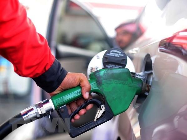 Một trạm bơm xăng dầu tại Jeddah, Saudi Arabia. (Nguồn: AFP/TTXVN)