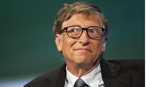 Gates từng nói trênBBC là hào hứng với Bitcoin. Ảnh:CNBC.