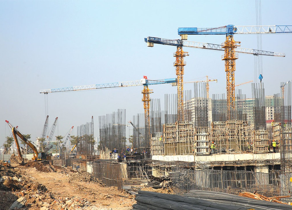 Sẽ có hàng trăm triệu USD đổ vào thị trường bất động sản Việt Nam trong 2 - 3 tháng tới. Ảnh: Hoài Tâm
