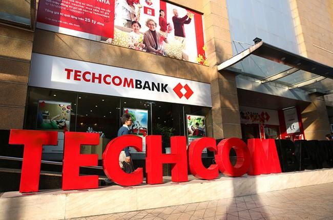 """Techcombank là 1 trong số 5 ngân hàng bị kho hàng giả """"qua mặt"""" lừa đảo 200 tỷ đồng. Ảnh: Internet"""