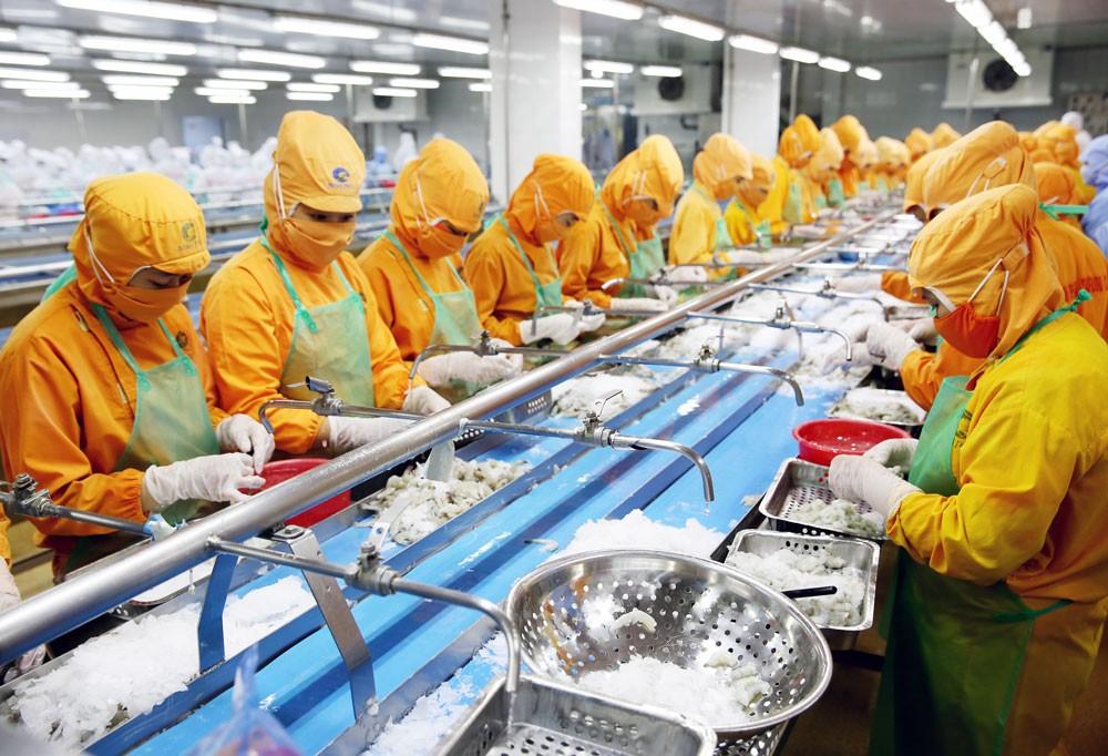 Thương mại quý I/2018 có thể tăng tới 40% so với cùng kỳ năm 2017. Ảnh: Lê Tiên
