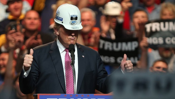Tổng thống Mỹ Donald Trump - Ảnh: Getty Images.