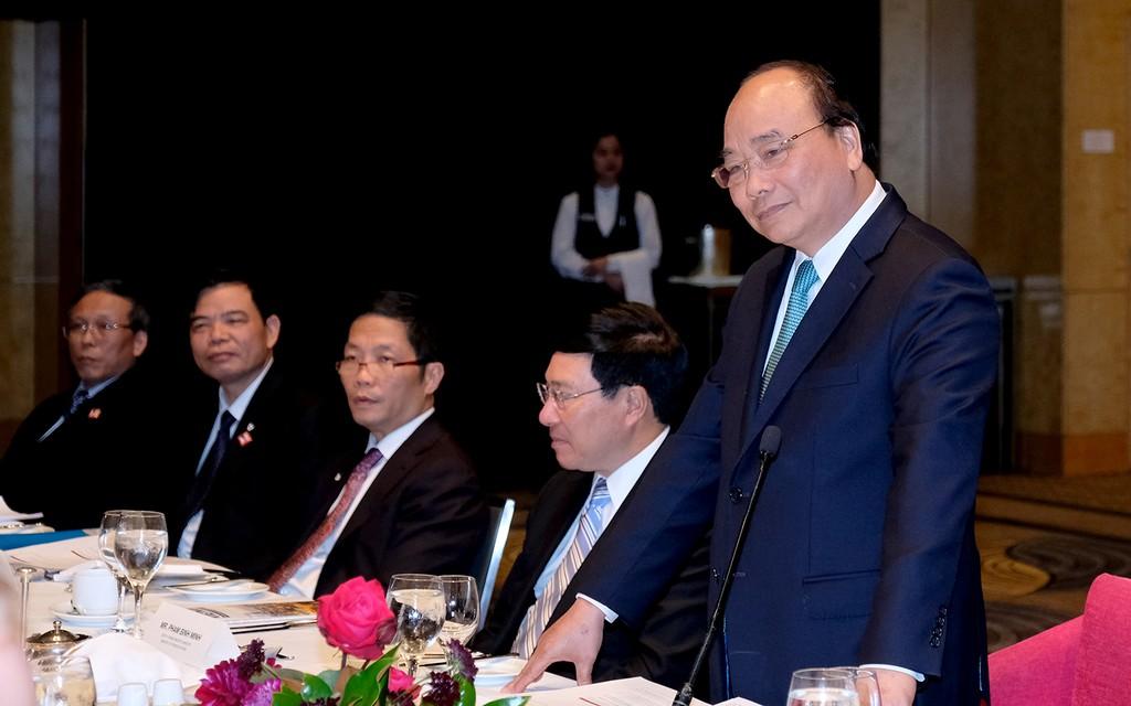 Thủ tướng đối thoại với nhà đầu tư Australia về thời cơ lớn tại Việt Nam - ảnh 1
