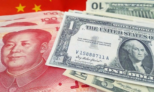 Trung Quốc đang nắm số trái phiếu chính phủ Mỹ ít nhất nửa năm qua. Ảnh:CGTN