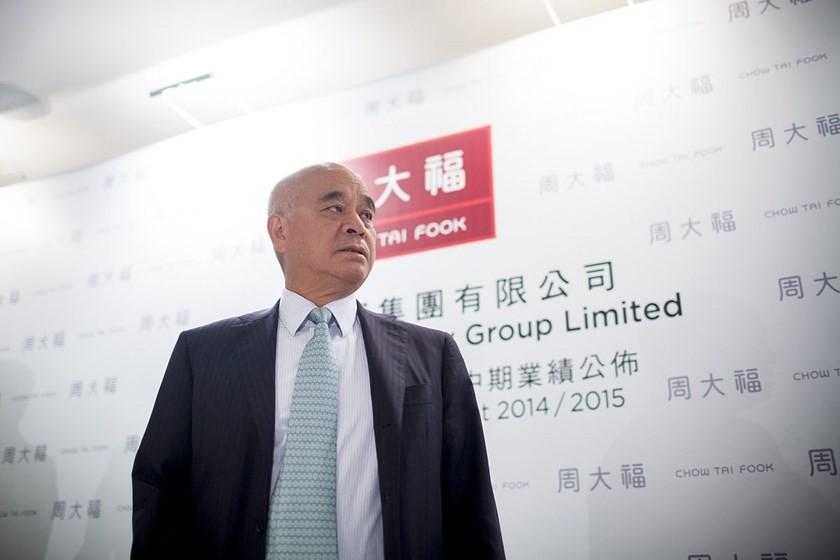 """Những người thừa kế tài sản của các """"ông trùm"""" kinh doanh hàng đầu Hong Kong - ảnh 6"""