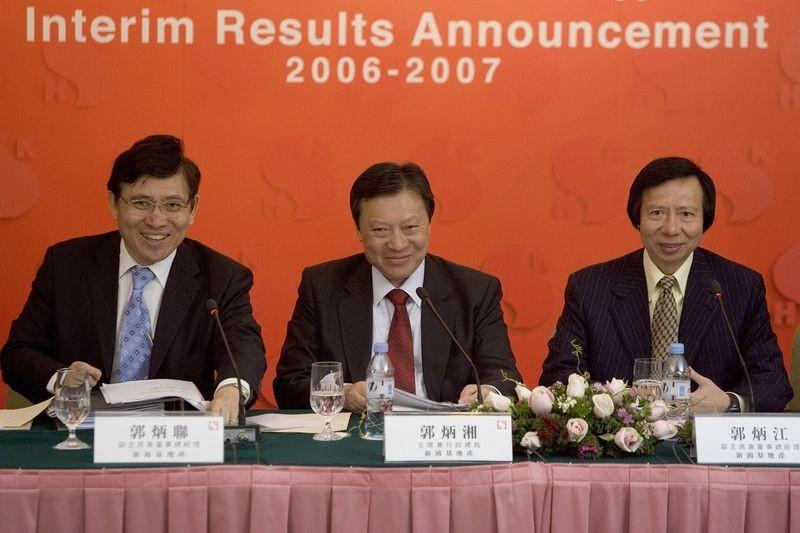 """Những người thừa kế tài sản của các """"ông trùm"""" kinh doanh hàng đầu Hong Kong - ảnh 8"""