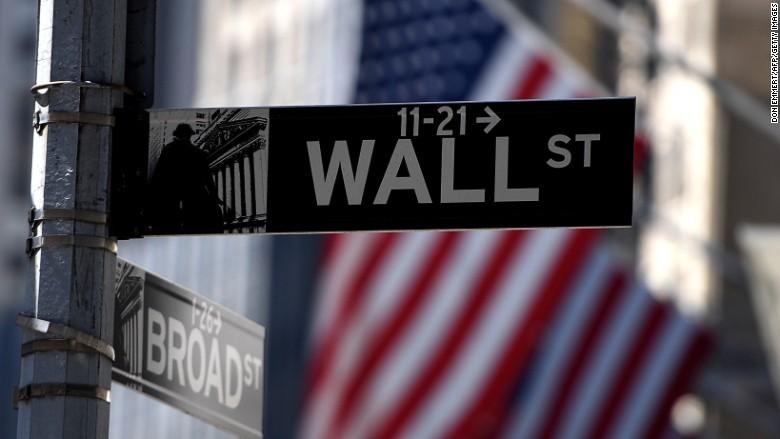 Thành công của Phố Wall có ý nghĩa rất quan trọng đối với kinh tế tiểu bang New York và toàn nước Mỹ. Ảnh Internet