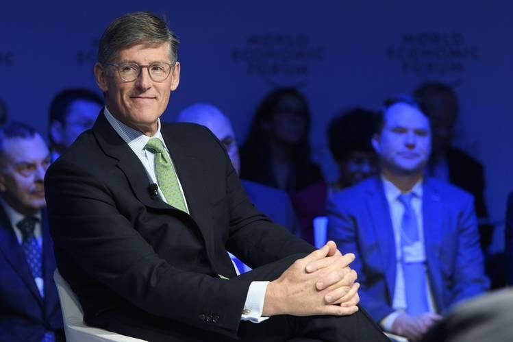 Top các CEO hàng đầu Phố Wall - ảnh 7