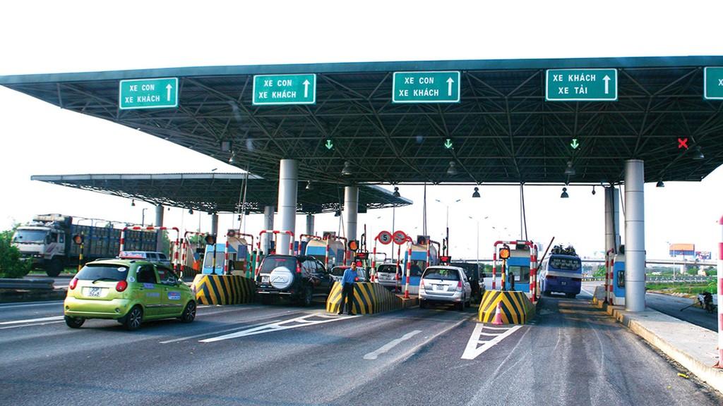 Dự án Cao tốc Cầu Giẽ - Ninh Bình đã được lắp đặt thiết bị theo công nghệ thu giá tự động không dừng đang được Bộ GTVT triển khai trên toàn quốc. Ảnh: Tiên Giang
