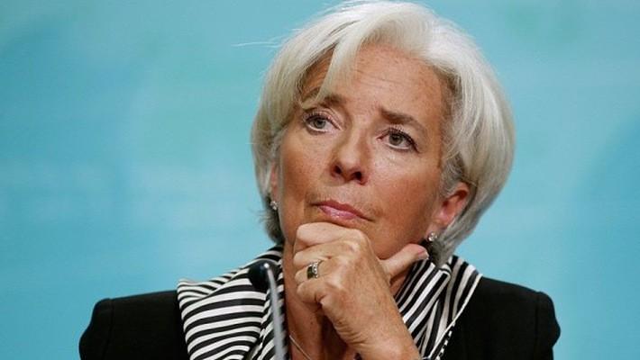 Bà Christine Lagarde, Tổng giám đốc IMF - Ảnh: Getty.