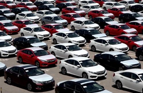 Thái Lan vẫn là quốc gia xuất nhiều xe sang Việt Nam nhất.