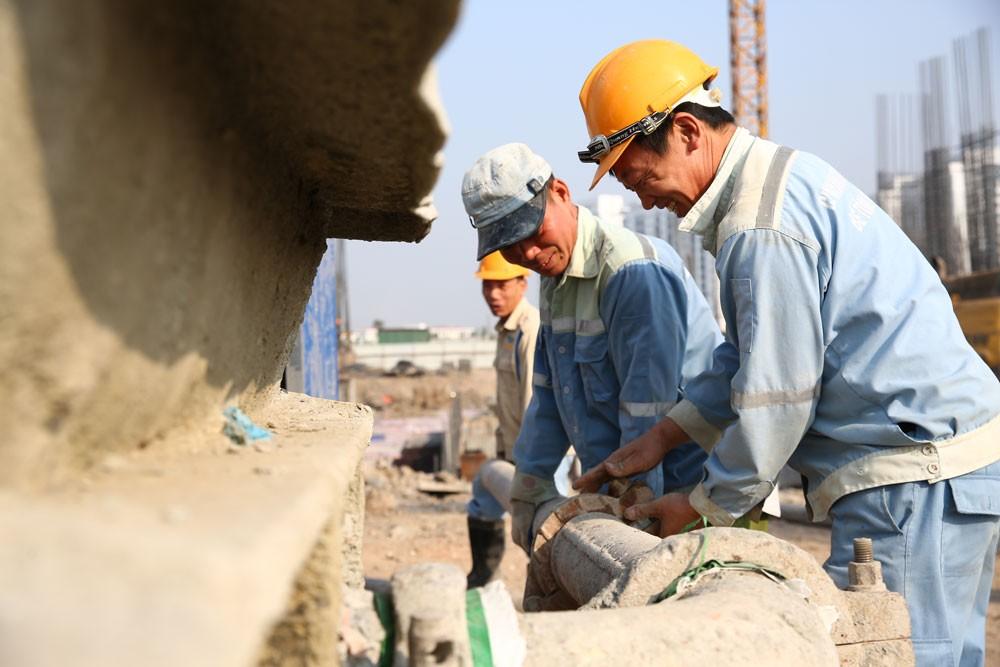 Việt Nam đang thiếu hụt trầm trọng lao động có trình độ chuyên môn kỹ thuật. Ảnh: Lê Tiên