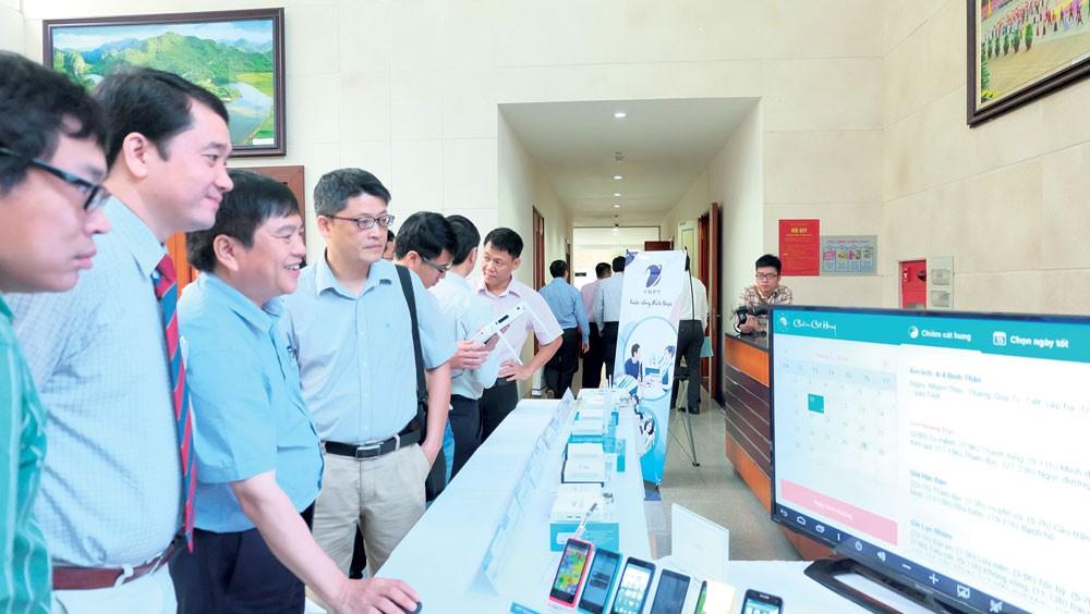 VNPT Technology là một trong những công ty công nghệ có tiềm lực trong nghiên cứu phát triển và sản xuất các sản phẩm công nghệ cao