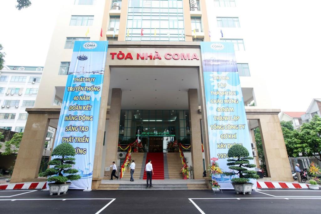 Doanh thu của COMA năm 2017 đạt 447 tỷ đồng, thấp nhất trong 5 năm trở lại đây. Ảnh: Văn Điềm