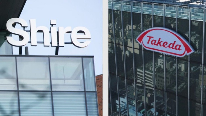 Các nhà phân tích nói rằng Takeda muốn thâu tóm Shire để tăng cường sự hiện diện trên thị trường toàn cầu.