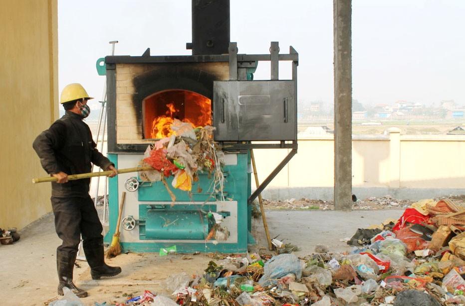 Dự án Xây dựng khu xử lý rác thải sinh hoạt hợp vệ sinh tỉnh Hà Giang có tổng mức đầu tư gần 87 tỷ đồng. Ảnh minh họa: Hà Giang