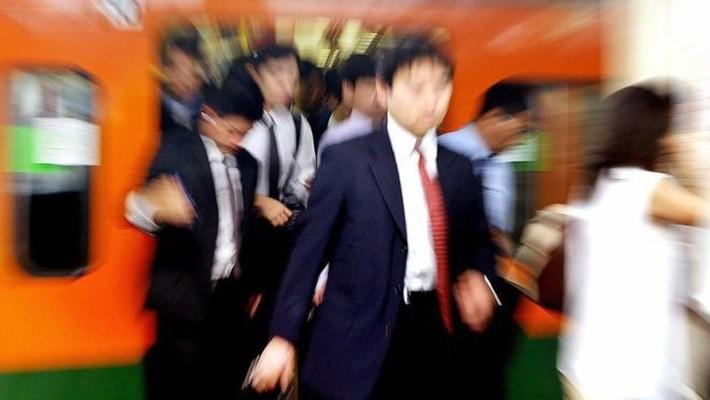 Các đoàn tàu ở Nhật nổi tiếng vì sự đúng giờ tới mức tuyệt đối - Ảnh: Getty/BBC.