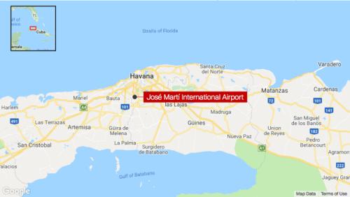 Máy bay chở hơn 100 người rơi ở Cuba - ảnh 2