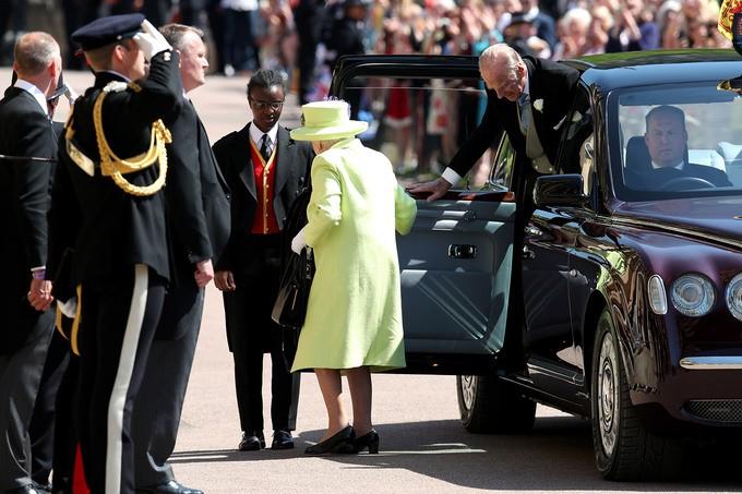 Những khoảnh khắc ấn tượng trong lễ cưới Hoàng tử Anh - ảnh 9